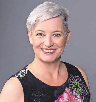 Jeannette Röthlisberger, Medienverantwortliche bei login. Bild: zvg