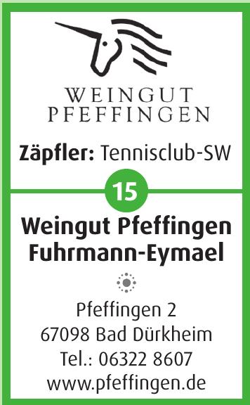Weingut Pfeffingen Fuhrmann-Eymael