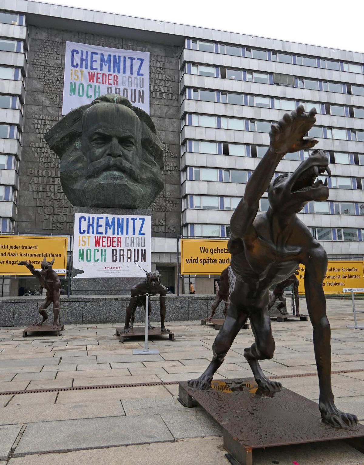 """""""Wir sind Chemnitz"""" Image 2"""