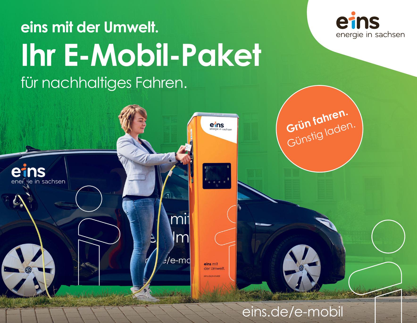 eins - Energie in Sachsen