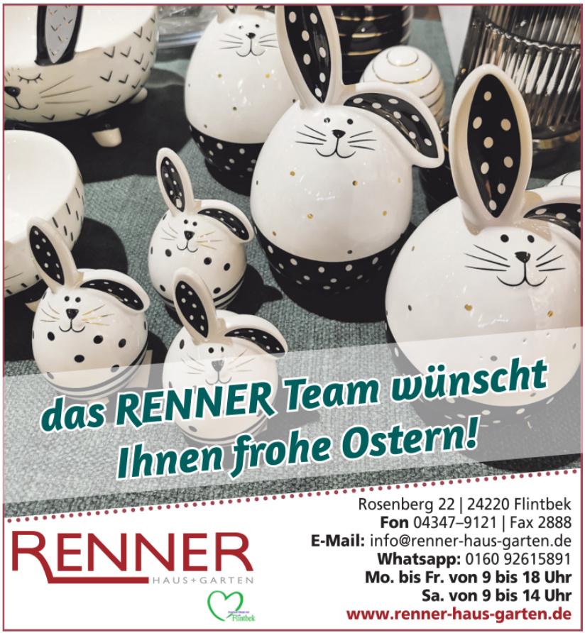 Renner Haus+Garten
