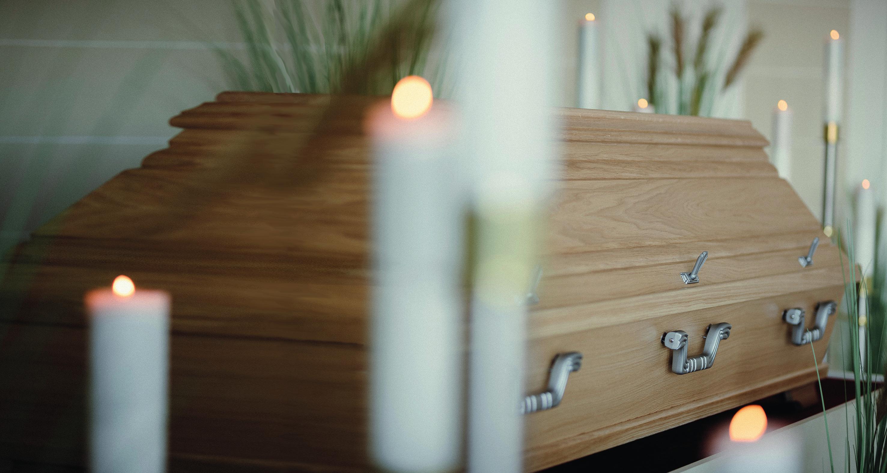 Eine würdige Bestattung ermöglichen