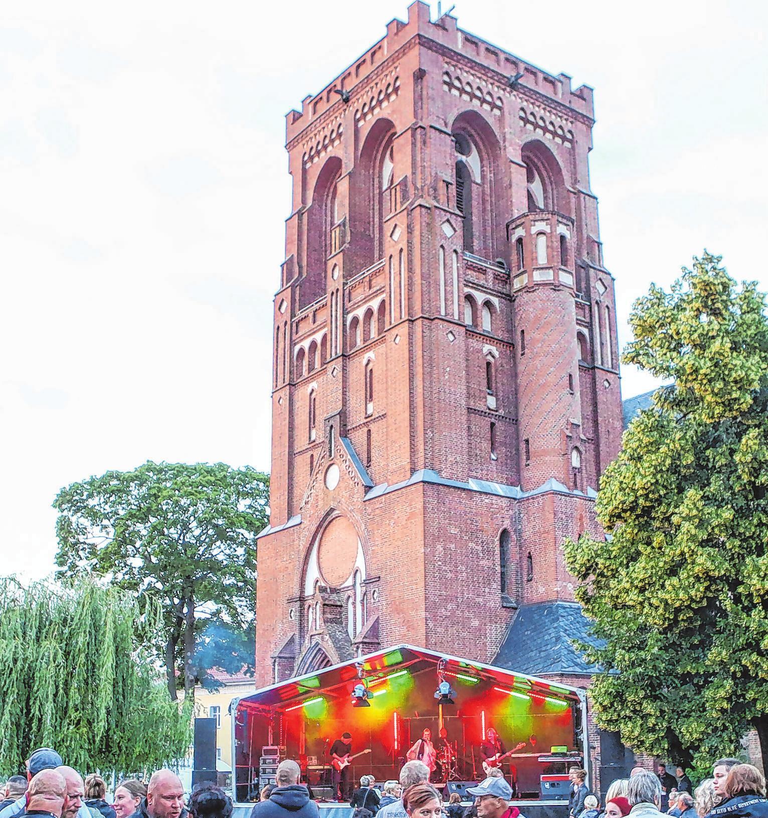 """Hier wird's klassisch: Die """"Preußen"""" kommen in die katharinenkirche"""