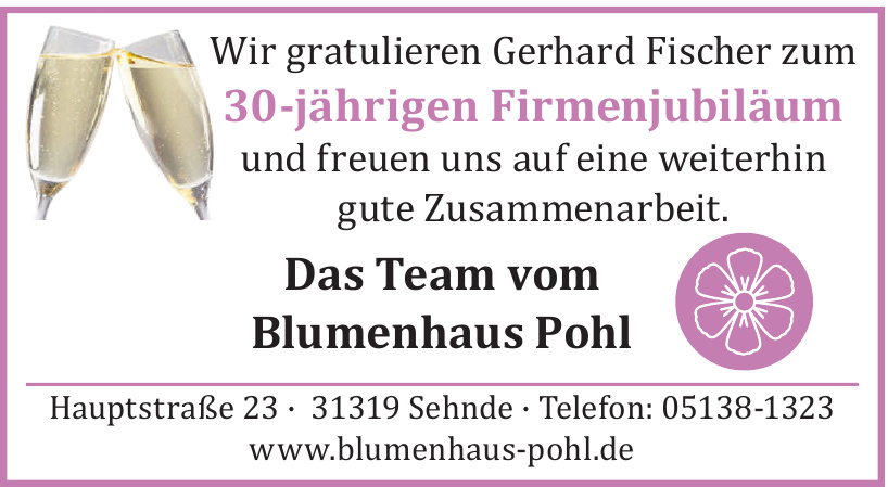 Blumenhaus Pohl