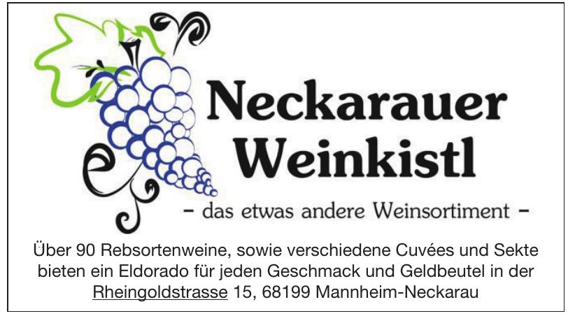 Neckarauer Weinkistl