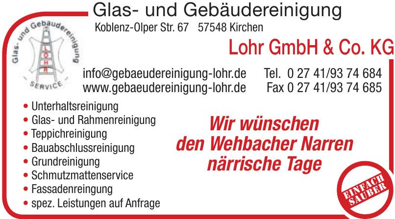 Glas- und Gebäudereinigung - Lohr