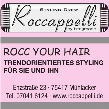 Styling crew Roccappelli