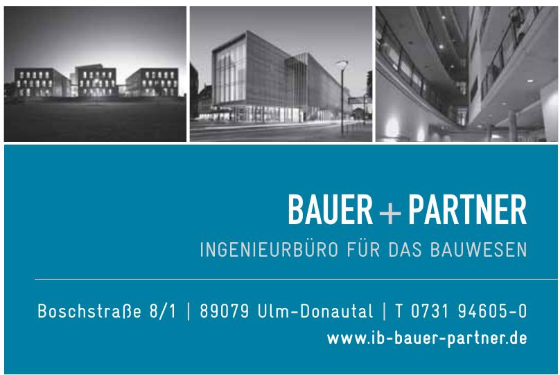 Bauer + Partner GbR