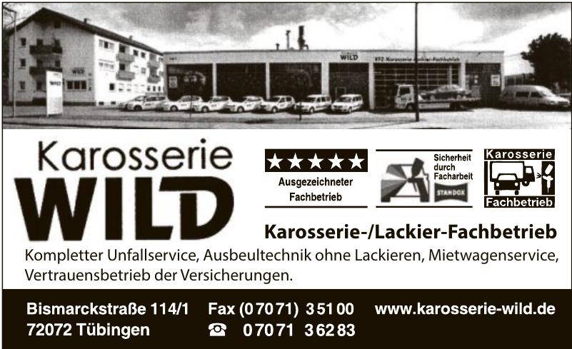 Karosserie Wild