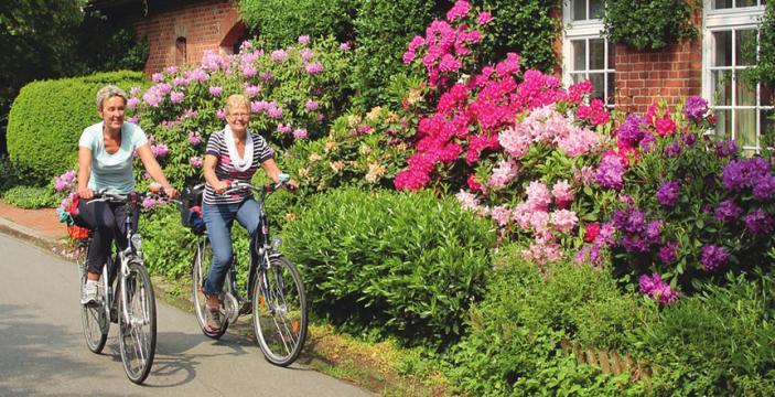 """Mit Fahrrad und """"Entdecker-Bus"""" auf Tour Image 1"""