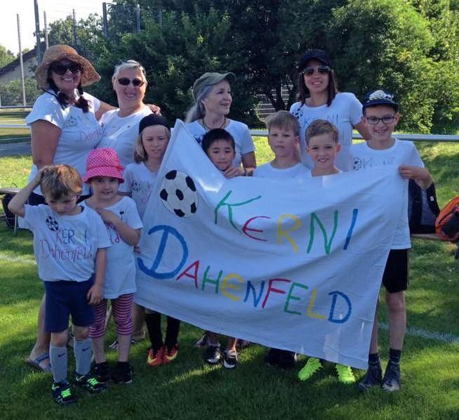 Die städtische Kernzeitenbetreuung an Grundschulen veranstaltete zum zweiten Mai ein Fußballturnier. Foto: privat