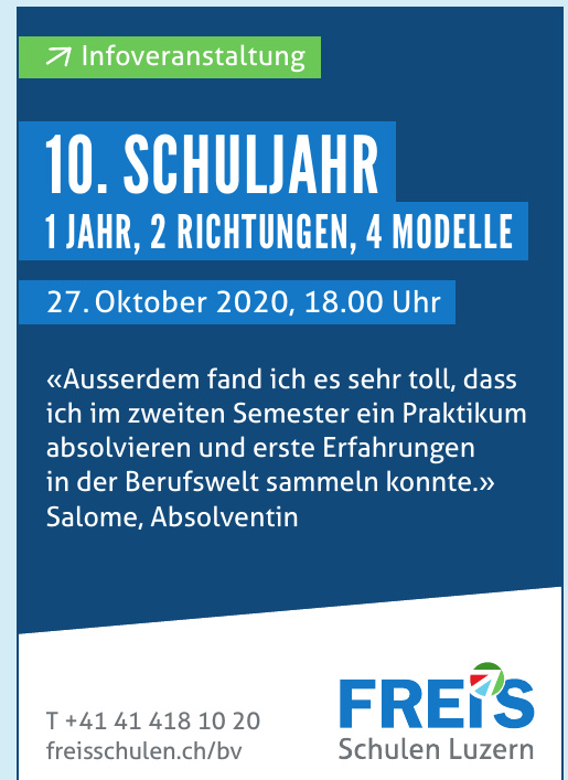 Freis Schulen Luzern