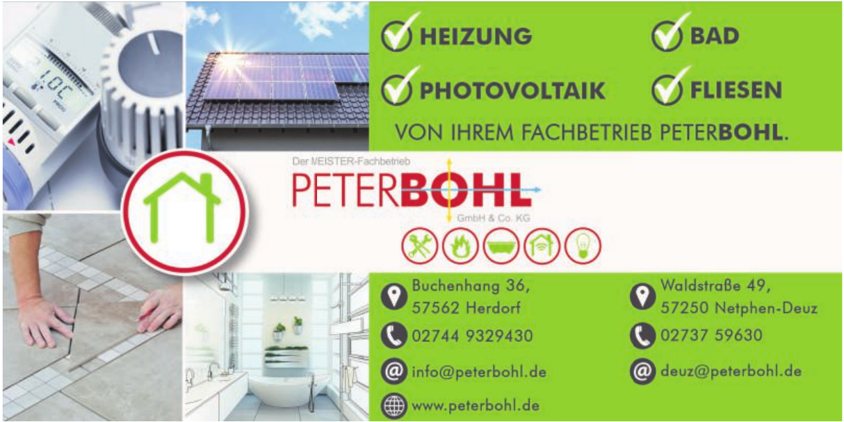 PETER BOHL GmbH & Co.KG