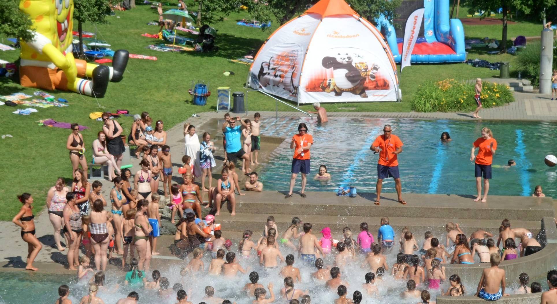 Zum Start der Sommerferien gibt es die School's-out-Party. Foto: privat