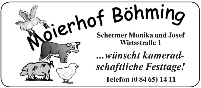 Moierhof Böhming