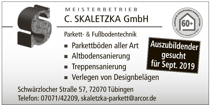 Meisterbetrieb C. Skaletzka GmbH