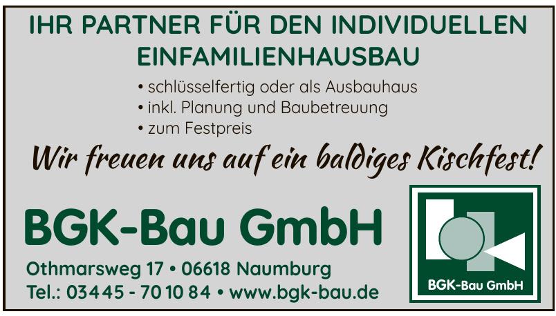 BGK-Bau GmbH