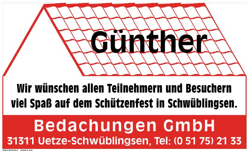 Günther Bedachungen GmbH