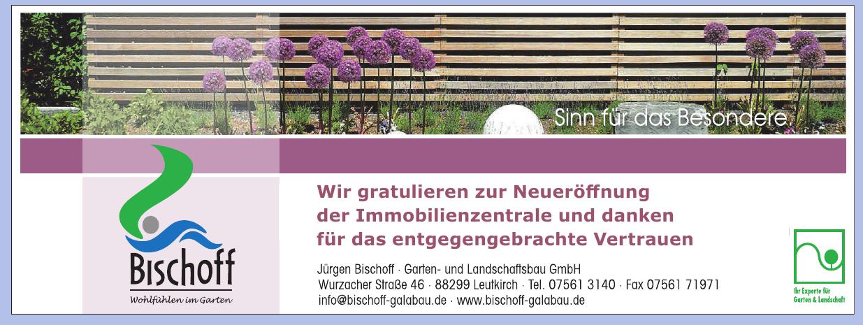 Jürgen Bischoff Garten- und Landschaftsbau GmbH