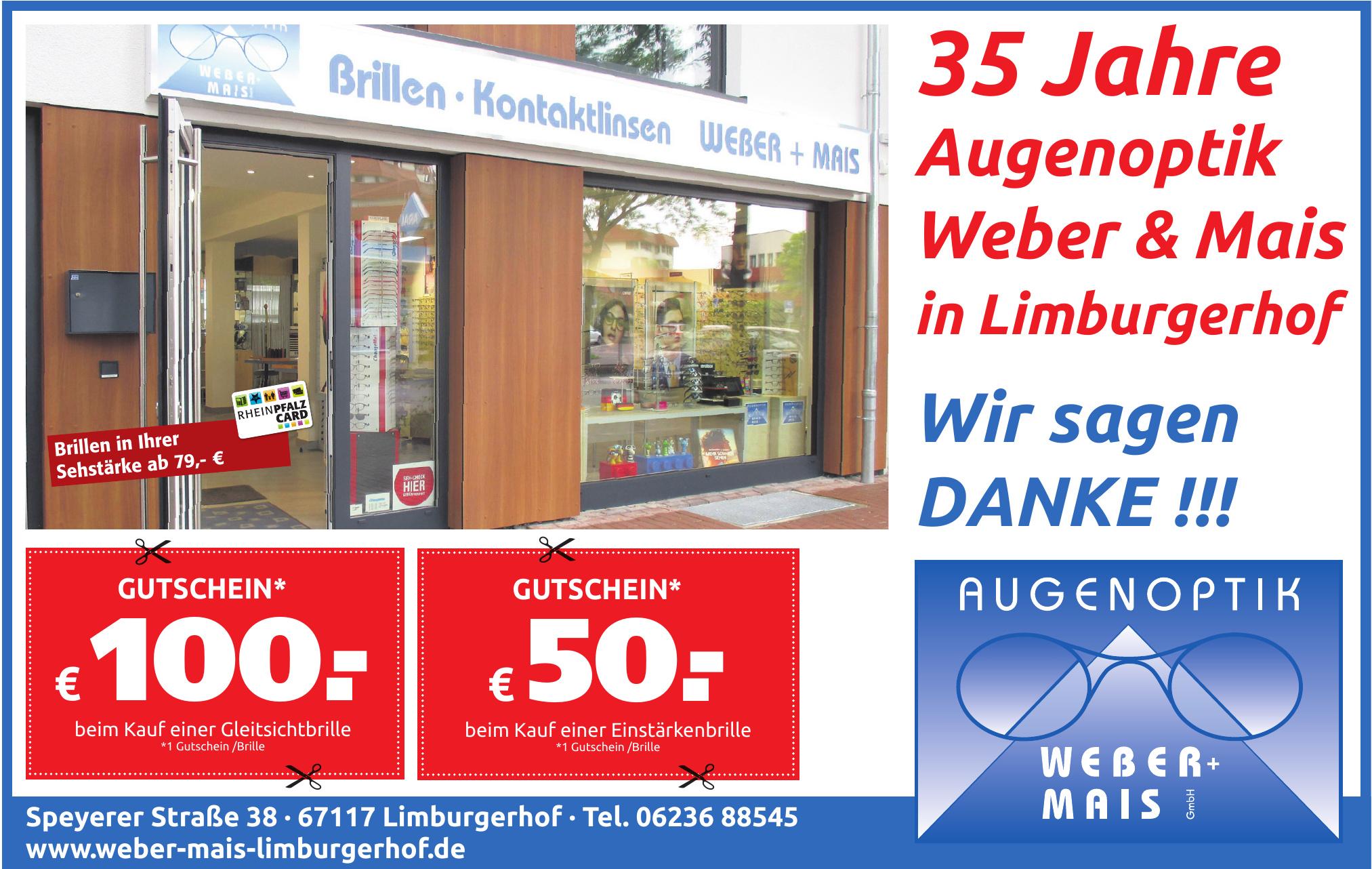 Augenoptik Weber + Mais GmbH