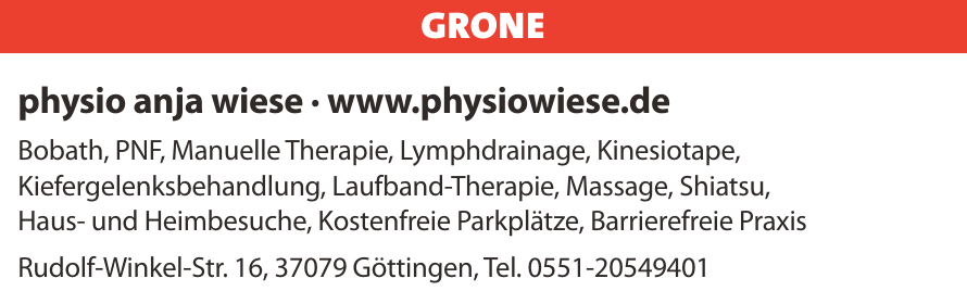 Physio Anja Wiese