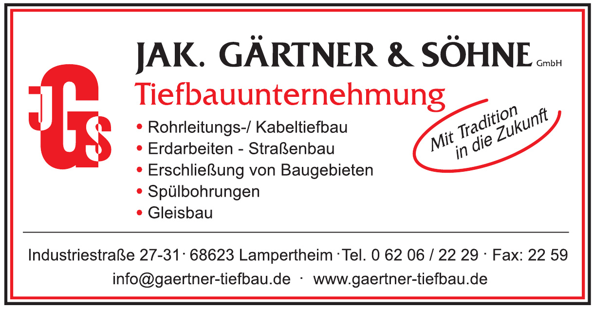 Jak. Gärtner & Söhne GmbH