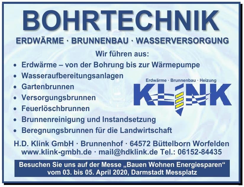H. D. Klink GmbH