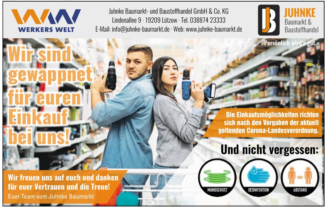 Juhnke Baumarkt- und Baustoffhandel GmbH & Co. KG