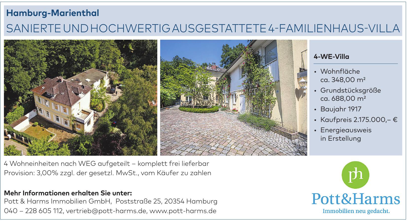 Pott & Harms Immobilien GmbH