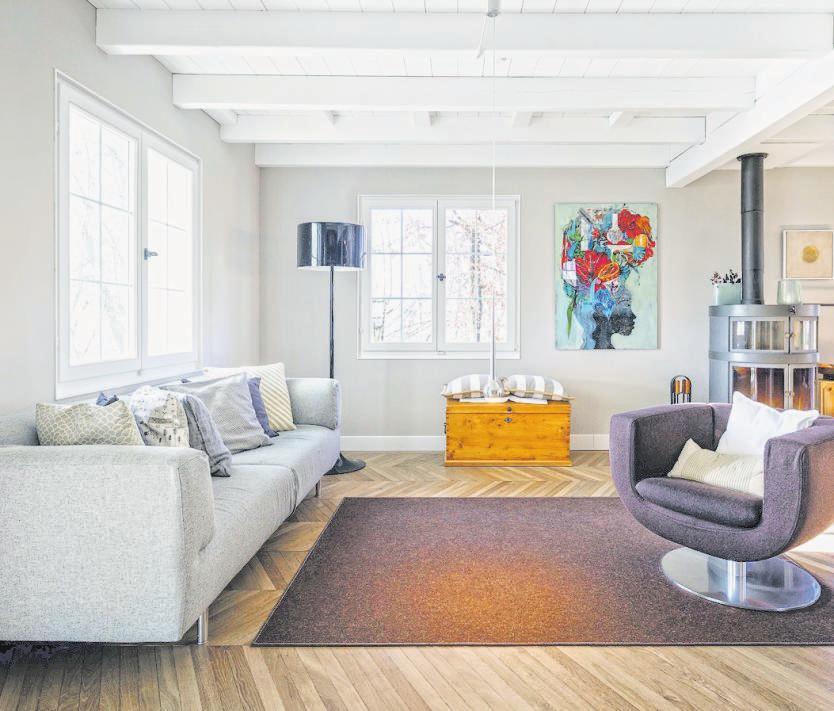 Gute Innenräume sind wichtig für unser Wohlbefinden, unsere Produktivität, unseren Alltag und unsere Familien. Foto: bdia Handbuch Innenarchitektur 2021/22 – Ingo Rasp