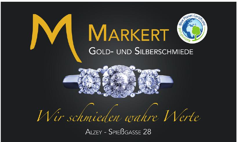 Markert Gold- und Silberschmiede