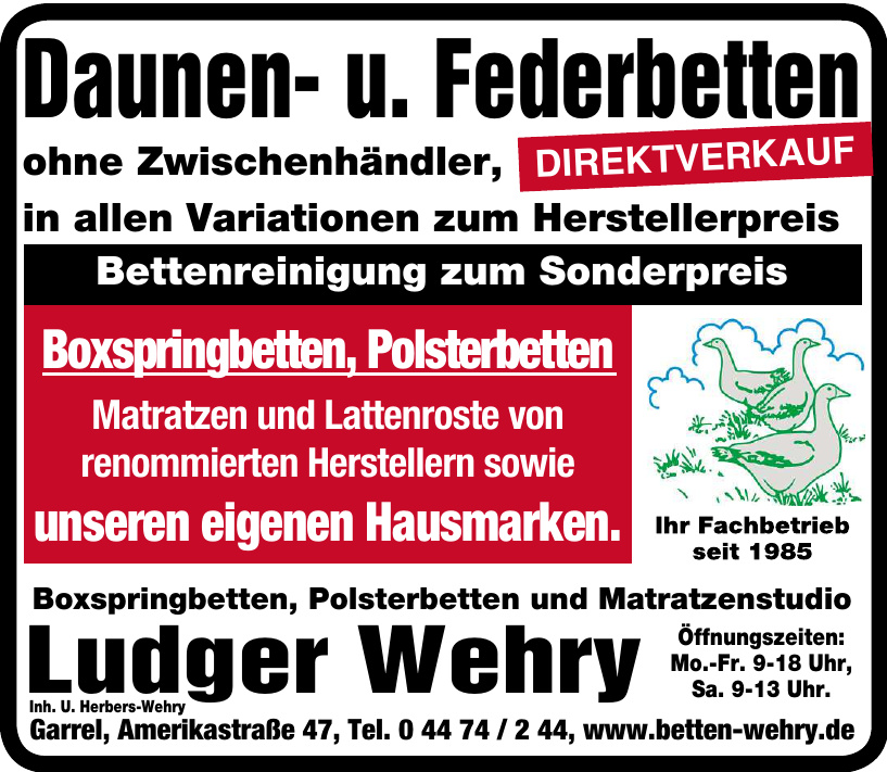 Ludger Wehry