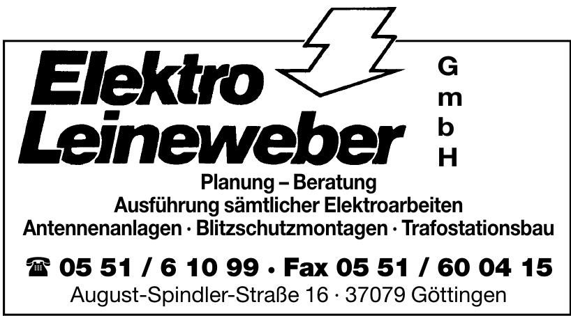 Elektro Leineweber GmbH