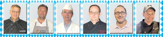 Dritte Reihe: Frank-Peter Rihlmann (Bäckerei Ziegler), Maximilian Stadler, Bernhard Zöttl, Martin Wimmer, Tobias Götz, Matthias Schuhmair