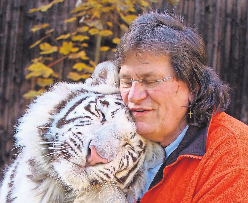 Wo Menschen und Tiere Freunde werden.