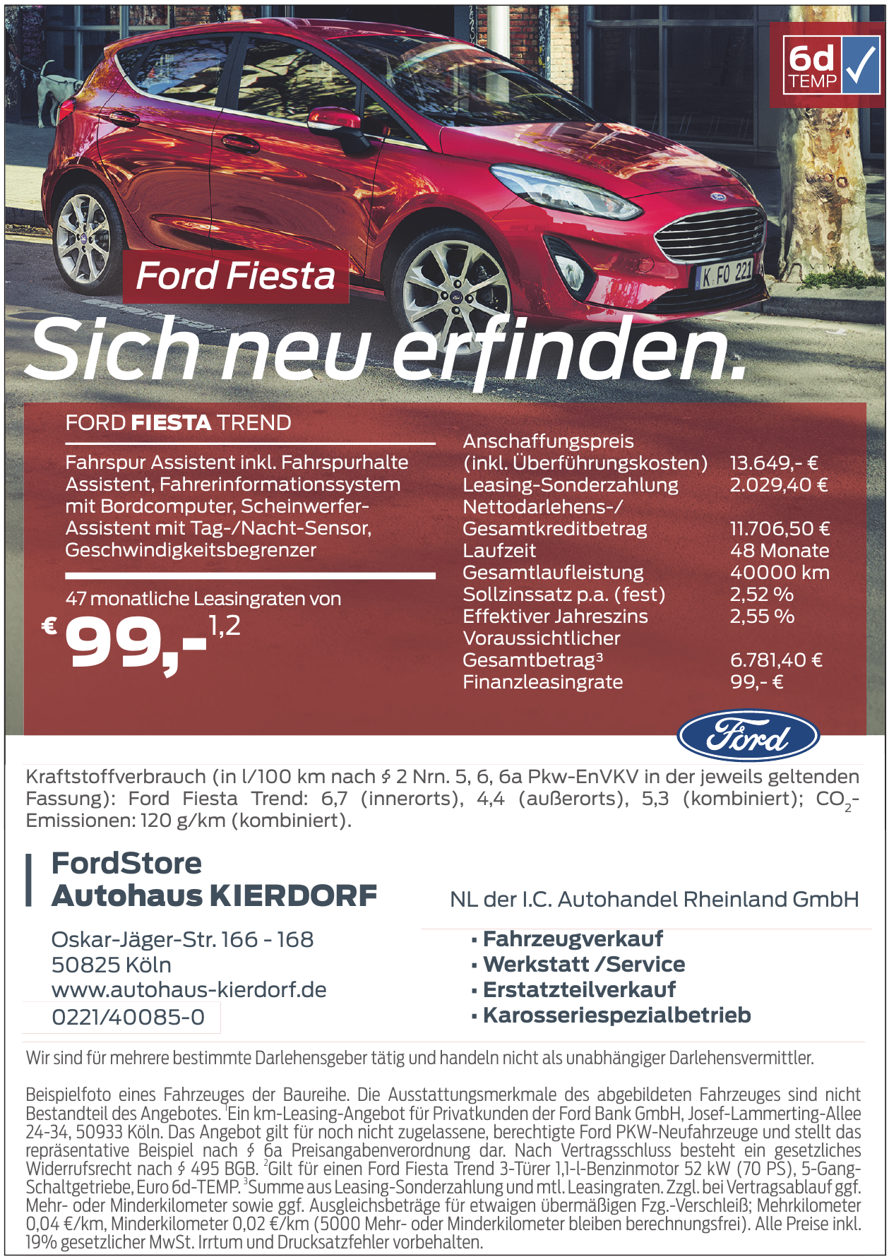 Autohaus Kierdorf