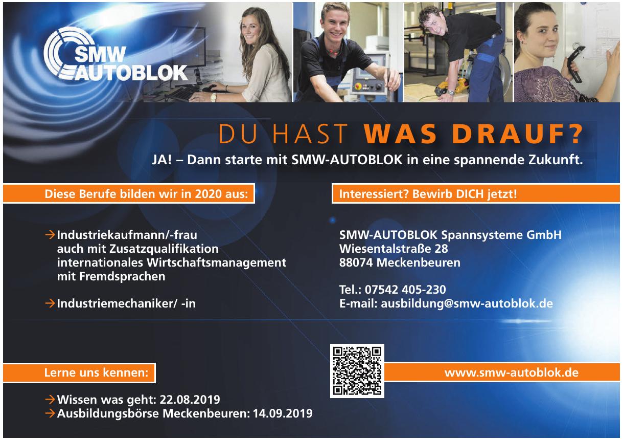 SMW-AUTOBLOK Spannsysteme GmbH