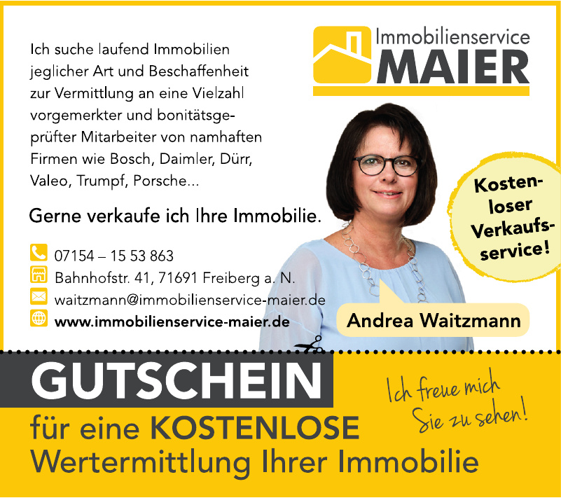 Immobilienservice Maier