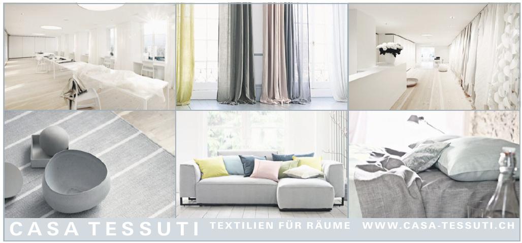 CASA TESSUTI Textilien für Räume