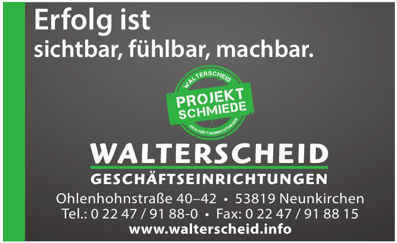 Walterscheid- Geschäftseinrichtungen GmbH