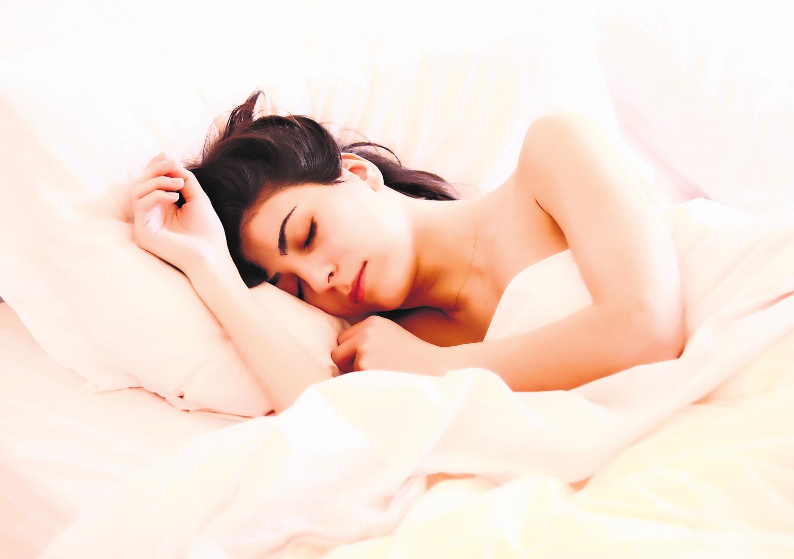Erholsamer Schlaf verbessert die Lebensqualität deutlich. Fotos: pixabay