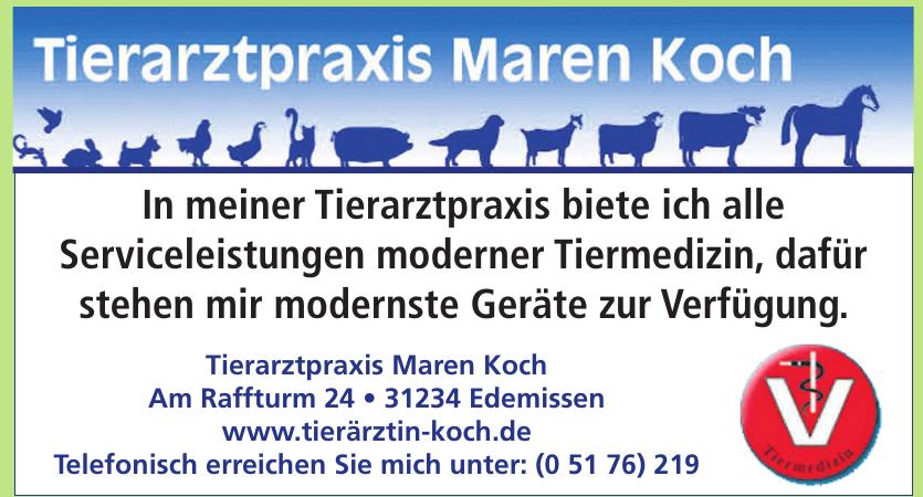 Tierarztpraxis Maren Koch