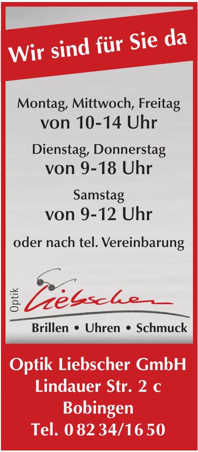 Optik Liebscher GmbH