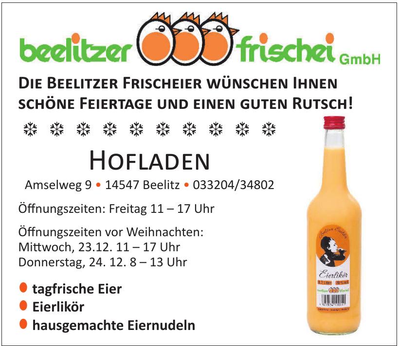 beelitzer frischei GmbH