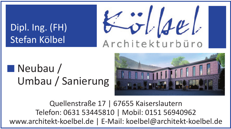 Kölbel Architekturbüro