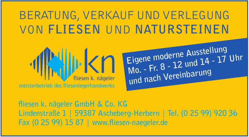 fiesen k. nägeler GmbH & Co. KG