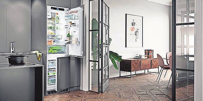 Die Elektro-Fundgrube hat Kühlgeräte von namhaften Herstellern vorrätig, die die eigene Küche aufwerten.