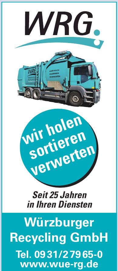 WRG Würzburger Recycling GmbH