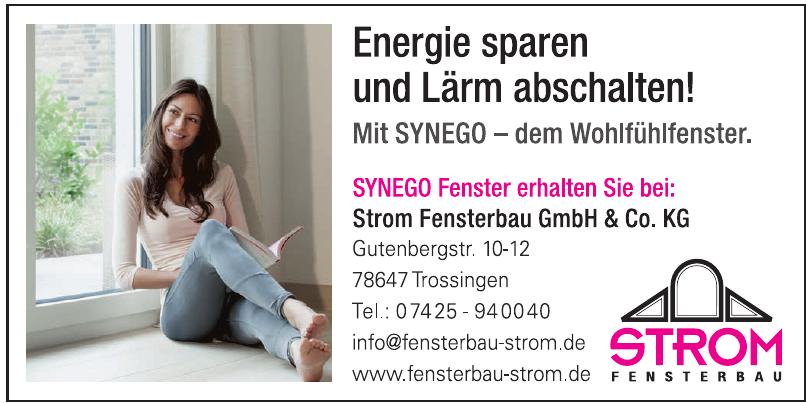 Strom Fensterbau GmbH & Co. KG