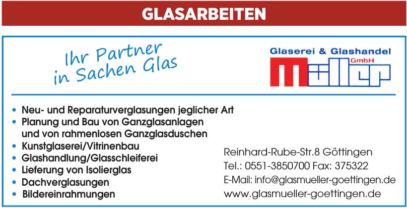 Glaserei und Glashandel GmbH Müller